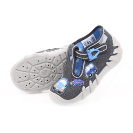 Dječje papuče Befado 110P341 sive 4