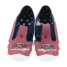 Papuče za dječje cipele Befado 290x134 raznobojna smeđa 4