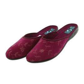 Papuče od velura Adanex 18115 2