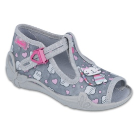 Dječje cipele Befado ružičaste 213P107 1