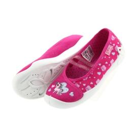 Papuče za dječje cipele Befado 116X237 roze 4