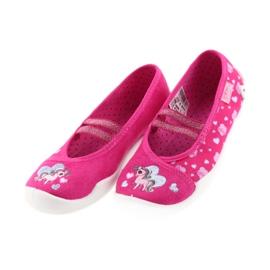 Papuče za dječje cipele Befado 116X237 roze 3