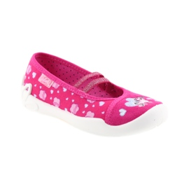 Papuče za dječje cipele Befado 116X237 roze 1