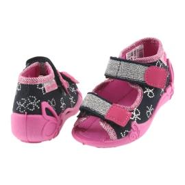 Dječje cipele Befado papuče 242P089 mornarsko plave boje 5