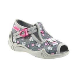 Dječje cipele Befado ružičaste 213P107 2