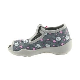 Dječje cipele Befado ružičaste 213P107 3