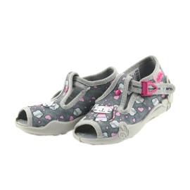 Dječje cipele Befado ružičaste 213P107 4
