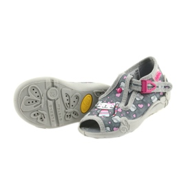 Dječje cipele Befado ružičaste 213P107 5