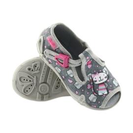 Dječje cipele Befado ružičaste 213P107 6