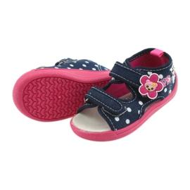 American Club Dječje cipele papuče sandale američki kožni umetak 4