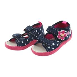 American Club Dječje cipele papuče sandale američki kožni umetak 3