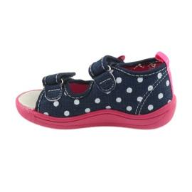 American Club Dječje cipele papuče sandale američki kožni umetak 2