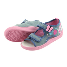 American Club Dječje cipele na papučama sandale američke kože 37/19 4