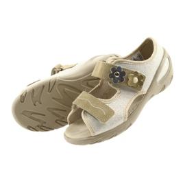 Befado dječje cipele pu 065X121 žuti 5