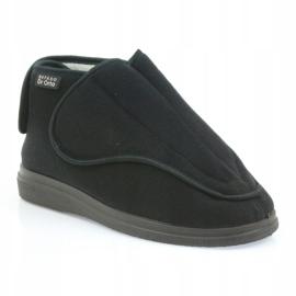 Befado ženske cipele pu orto 163D002 crna 2