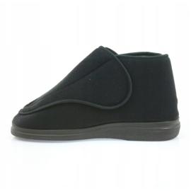 Befado ženske cipele pu orto 163D002 crna 3