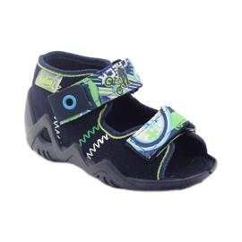 Dječje cipele Befado 250P058 mornarsko plava 2