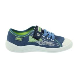 Dječje cipele Befado 251X093 plava 1