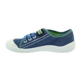 Dječje cipele Befado 251X093 plava 3