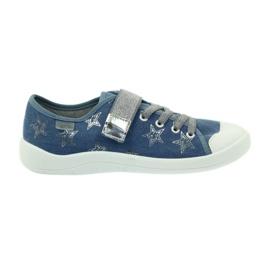 Dječje cipele Befado 251Q094 siva plava 2