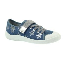 Dječje cipele Befado 251Q094 siva plava 3