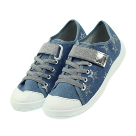 Dječje cipele Befado 251Q094 siva plava 6