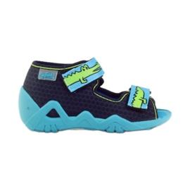 Dječje cipele Befado 250P068 mornarsko plava 1