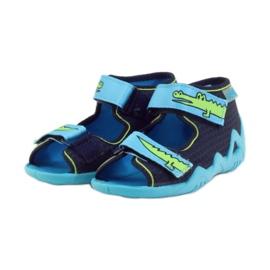 Dječje cipele Befado 250P068 mornarsko plava 4