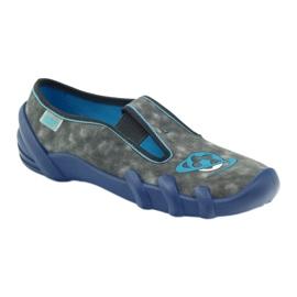 Befado ostala dječja obuća 290Y163 plava siva 2