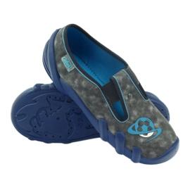Befado ostala dječja obuća 290Y163 plava siva 4