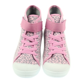 Dječje cipele Befado 268Y057 ružičasta siva 4