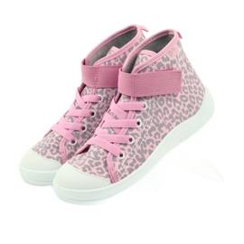 Dječje cipele Befado 268Y057 ružičasta siva 5