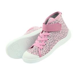 Dječje cipele Befado 268Y057 ružičasta siva 6