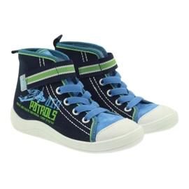 Befado dječje cipele 268X066 mornarsko plava 4