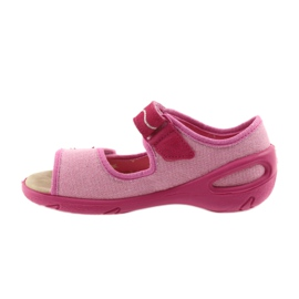 Befado dječje cipele pu 433X032 ružičasta 3
