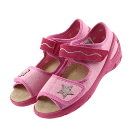 Befado dječje cipele pu 433X032 ružičasta 4