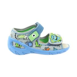 Befado pu 433P031 dječja obuća plava siva 2
