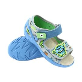 Befado pu 433P031 dječja obuća plava siva 5