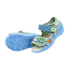 Befado pu 433P031 dječja obuća plava siva 7