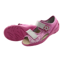Befado dječje cipele pu 065X123 roze 6