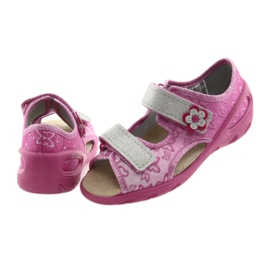 Befado dječje cipele pu 065X123 roze 5