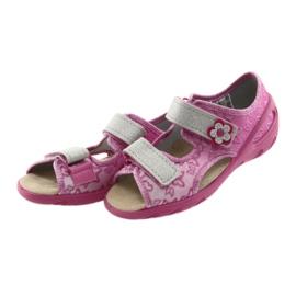 Befado dječje cipele pu 065X123 roze 4