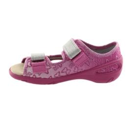 Befado dječje cipele pu 065X123 roze 3
