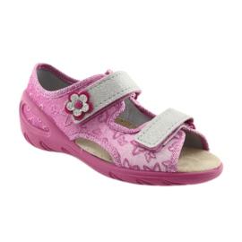Befado dječje cipele pu 065X123 roze 2