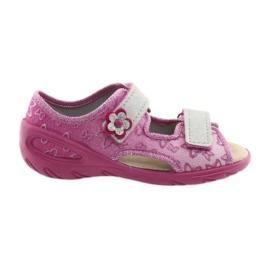 Befado dječje cipele pu 065X123 roze 1