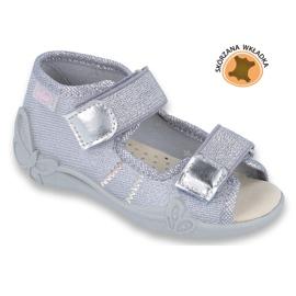 Befado žute dječje cipele 342P002 siva 1