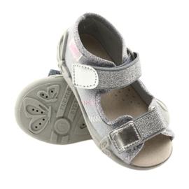 Befado žute dječje cipele 342P002 siva 4