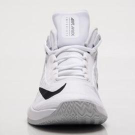 Košarkaške cipele Nike Air Max Infuriate 2 Mid M AA7066-100 bijela bijela 2