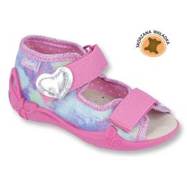 Befado žute dječje cipele 342P005 1