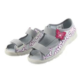 Befado dječje sandale leptiri 969X135 3